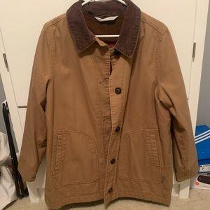 Woolrich fleece lined jacket